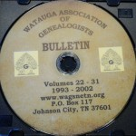 Just Released....WAGS NEW DVD  Bulletins Vol. 22-31 1993-2002